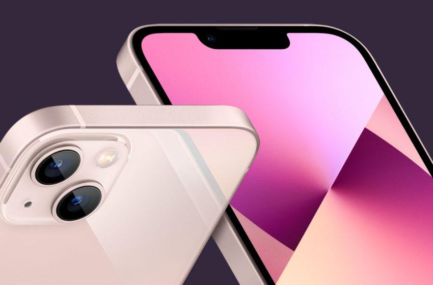 iPhone 13 mini ile mini ömrünü tamamlamış olabilir