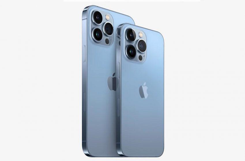 İşte iPhone 13 serisi Türkiye fiyatları!