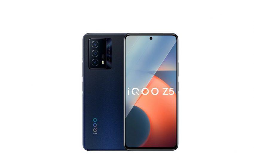 iQOO Z5 5G tanıtıldı! İşte fiyatı