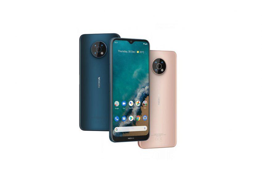 Nokia G50 5G tanıtıldı! İşte fiyatı