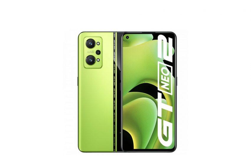 Realme GT Neo 2 tanıtıldı! İşte fiyatı