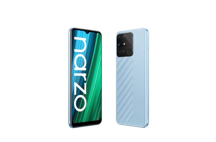 Realme Narzo 50A tanıtıldı! İşte fiyatı