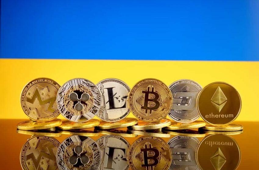 Ukrayna kripto paraları yasallaştırıyor