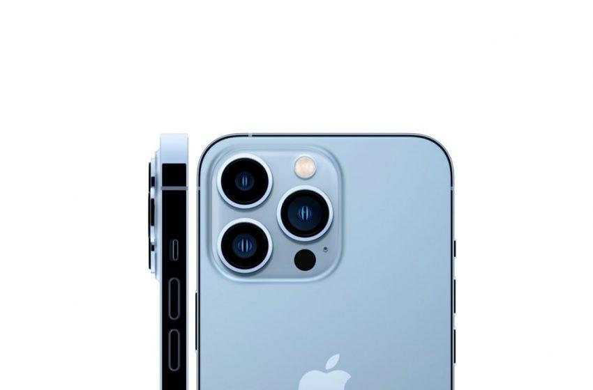 iPhone 13 Pro maliyeti ortaya çıktı
