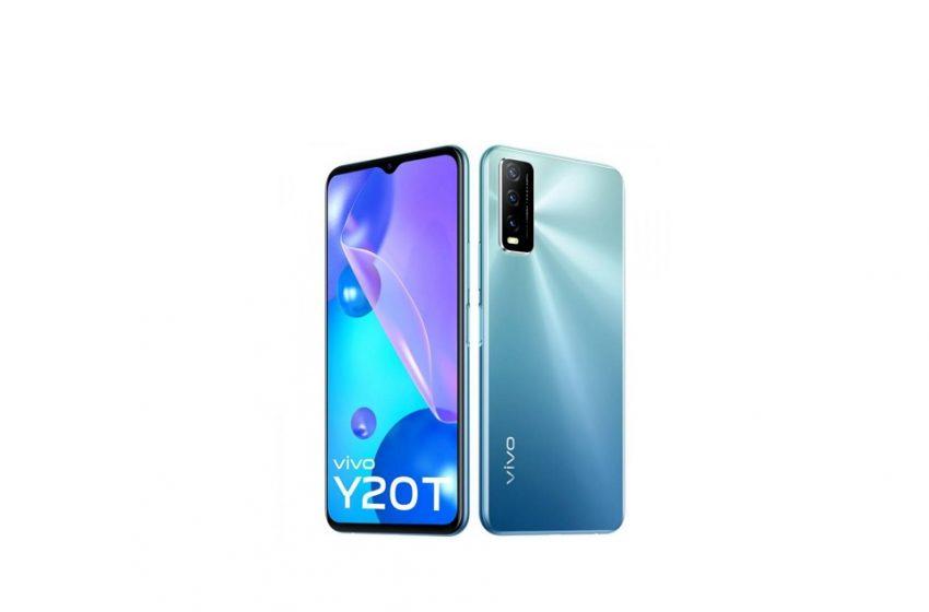 Vivo Y20T tanıtıldı! İşte fiyatı